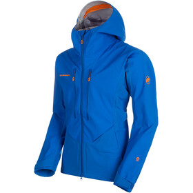 Mammut Eisfeld Guide SO Kapuzenjacke Herren ice